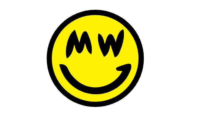 Grin的logo一个微笑的脸头像